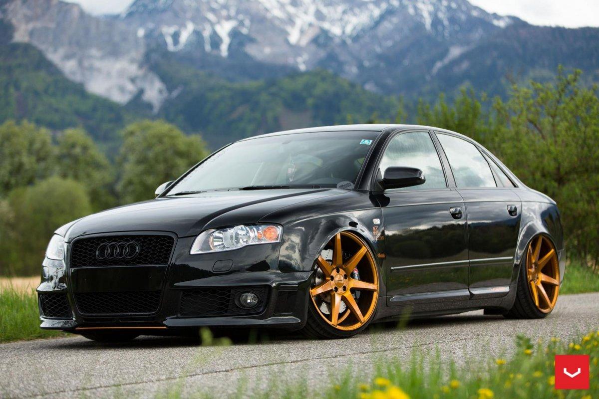 Fk Automotive Audi A4 B7